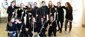 Fiesole Flute Ensemble a Castelfiorentino - 6/1/17
