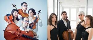 Accademia Europea del Quartetto - Chiostro del Convento di S. Salvatore al Monte - 17/7/18