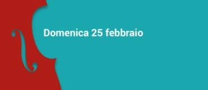 Weekend musica da camera - domenica - 25/2/18