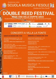 Double Reed Festival - 26-27/5/18
