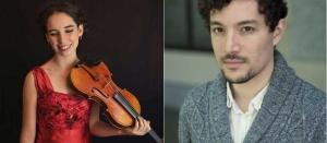 Weekend in Musica – Duo Trionfera Avila - 29/4/18