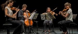 Il Quartetto Lyskamm agli Amici - 26 settembre 2016