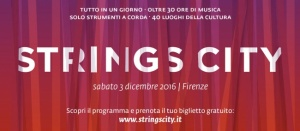 Strings City - 3 dicembre 2016