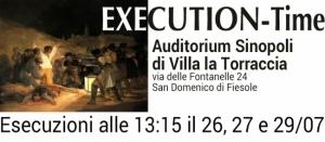 Accademia Europea del Quartetto - Execution-time III - 29 luglio 2016