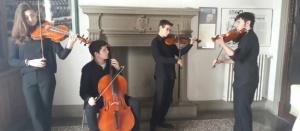 Quartetto Sine Tempore - 26 gennaio 2017
