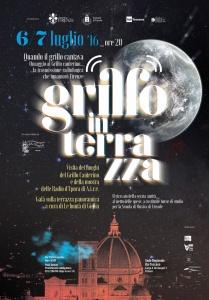 """Il """"Grillo"""" per la Scuola - 6 e 7 luglio 2016"""
