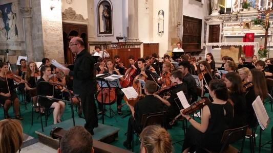 Orchestra dei Ragazzi per L'Associazione Amici - 16 maggio 2016